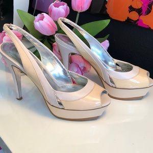 Bebe Zahara  mide color Heels size 8.5